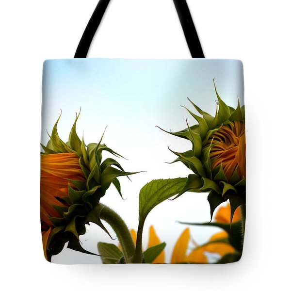 Spring Sun Shine Tote Bag