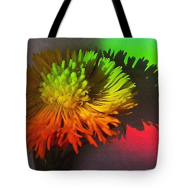 Spring Through A Rainbow Tote Bag