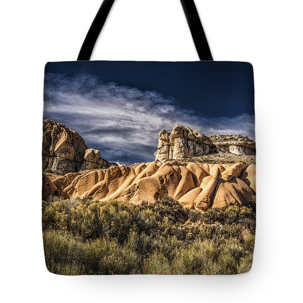 Spring Valley State Park Tote Bag by Janis Knight