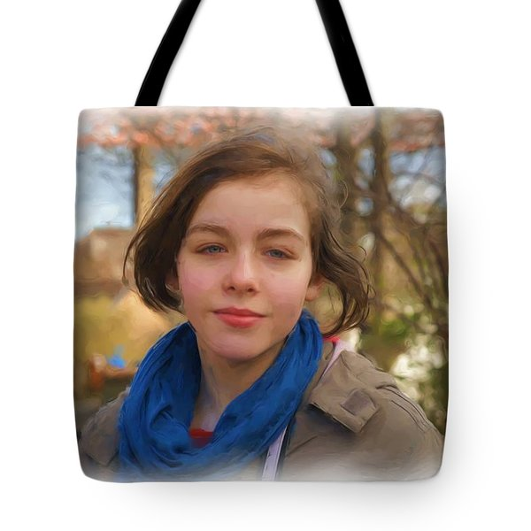 Spring Wind Of Change Tote Bag