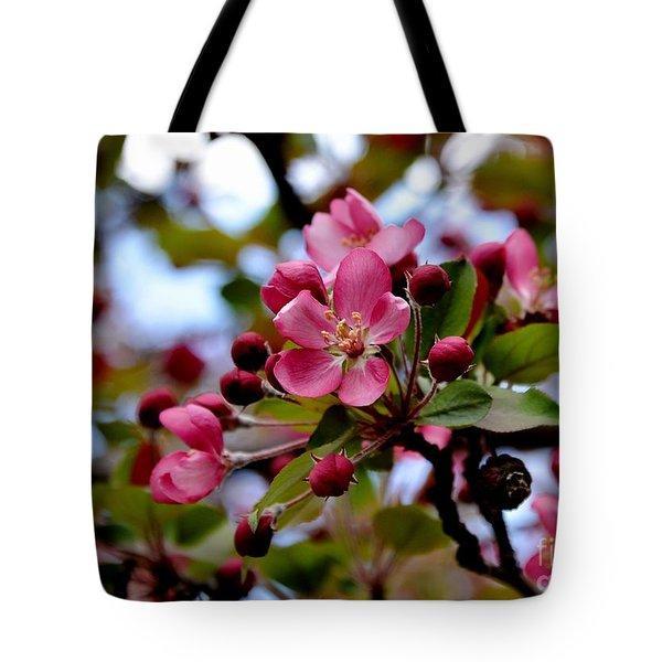 Spring1 Tote Bag