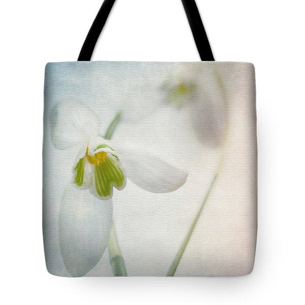 Springflower Tote Bag