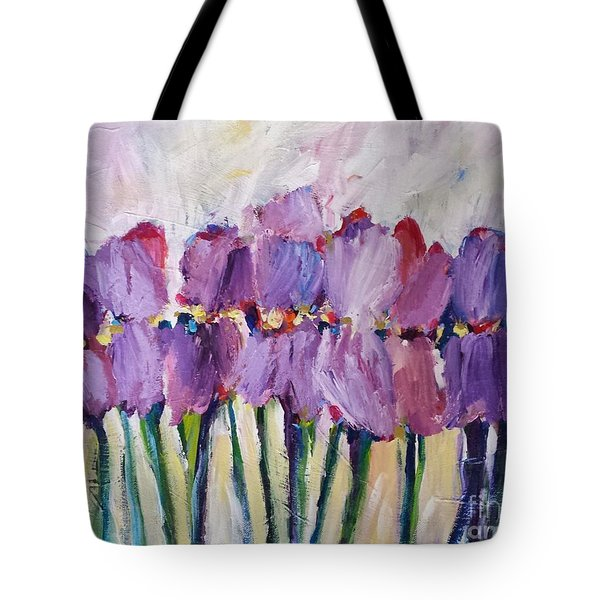 Springs Ahead Tote Bag