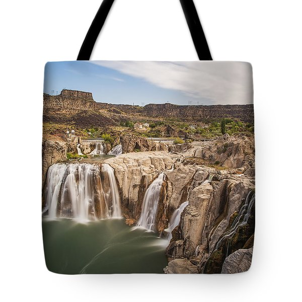 Springs Last Rush Tote Bag