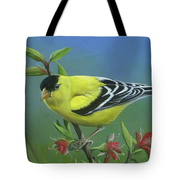 Spring's Return Tote Bag