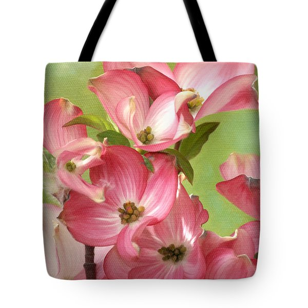 Springtime Dance Tote Bag