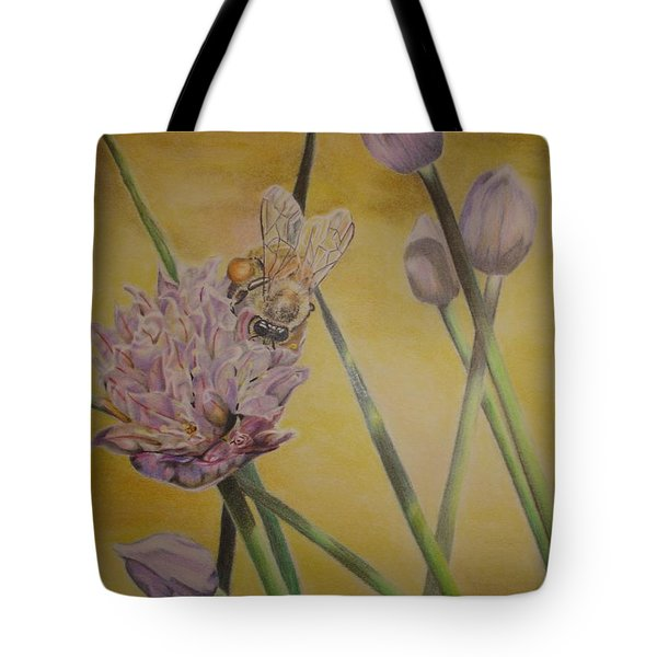 Springtime Glow Tote Bag by Laurianna Taylor