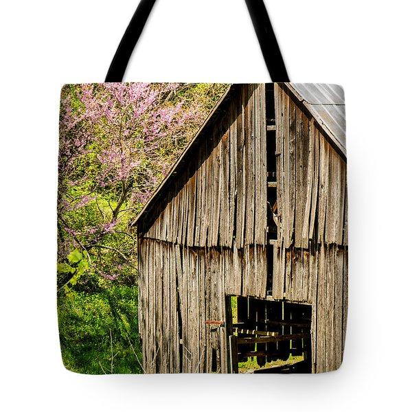 Springtime In Kentucky Tote Bag