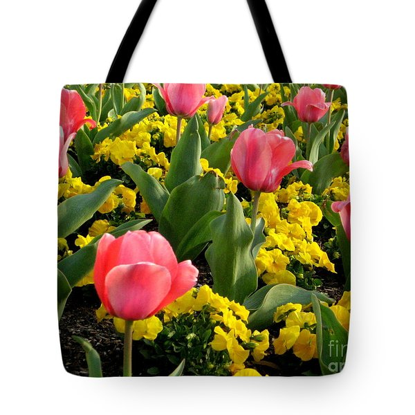 Springtime In South Tote Bag
