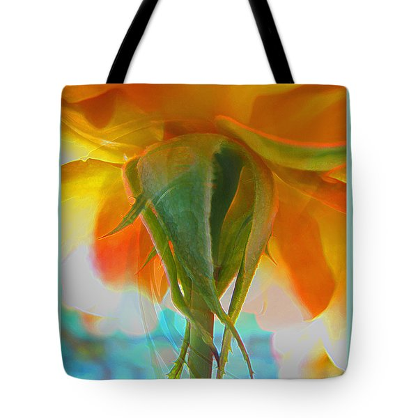 Tote Bag featuring the photograph Spring In Summer by Brooks Garten Hauschild