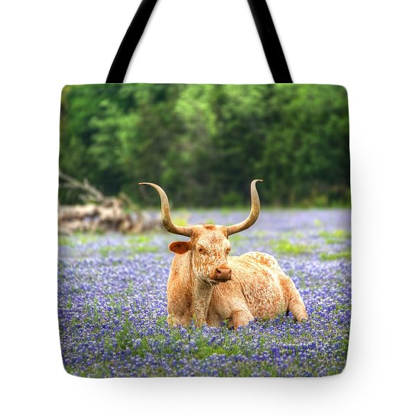 Springtime In Texas Tote Bag