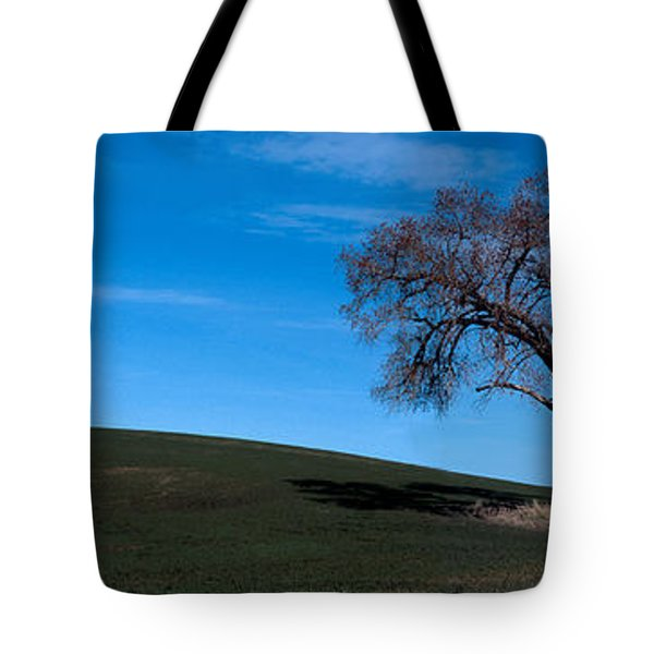 Springtime In The Palouse Tote Bag