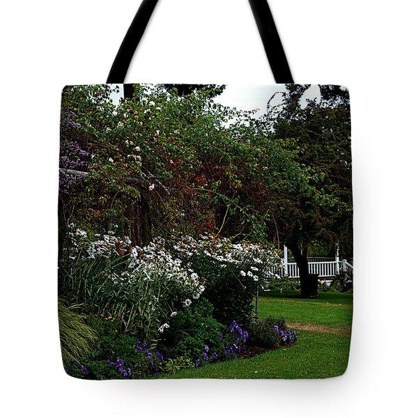 Springtime In The Park Tote Bag