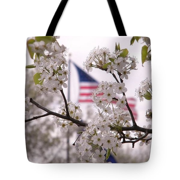 Springtime In The South Tote Bag