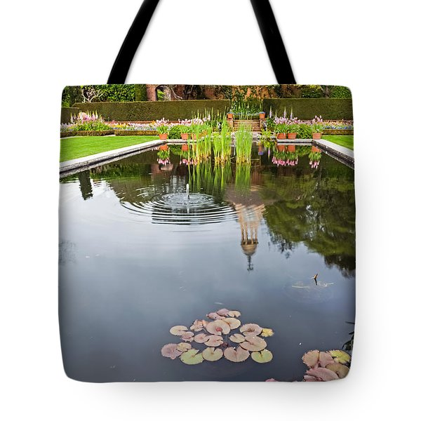 Springtime Reflections Tote Bag