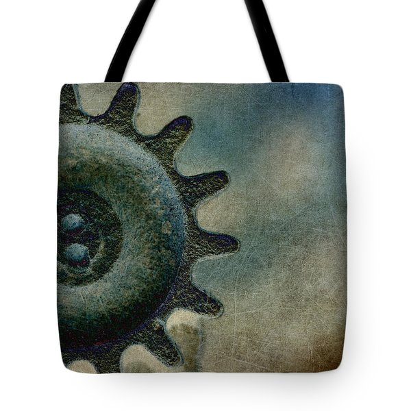 Sprocket Tote Bag by WB Johnston