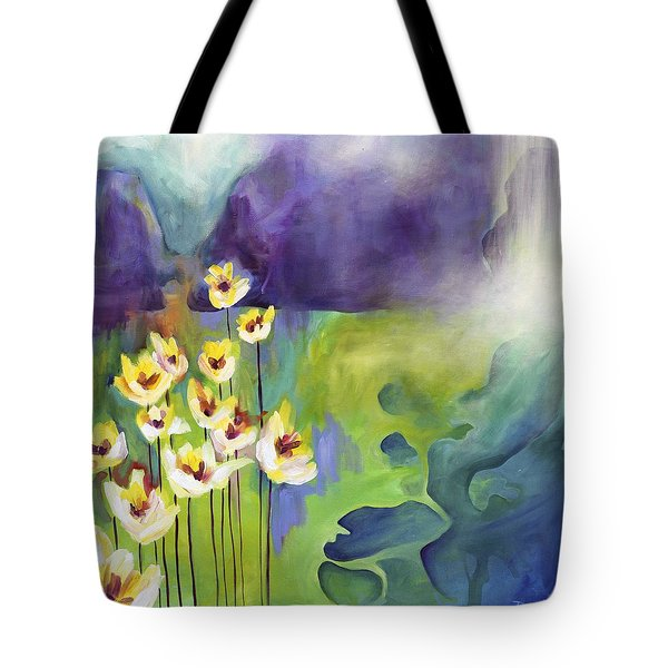 Sprouting Tote Bag