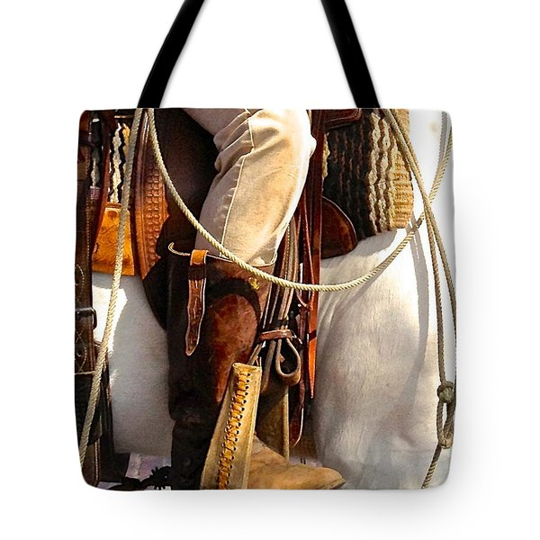 Tote Bag featuring the photograph Spur Of The Moment by Dee Dee  Whittle