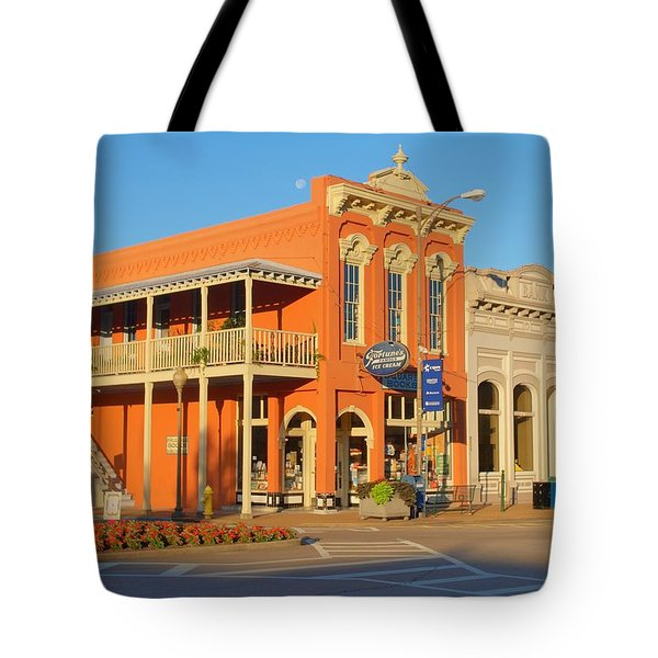 Square Books Oxford Mississippi Tote Bag