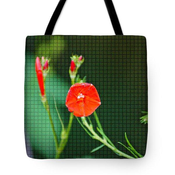 Squared Glory Tote Bag