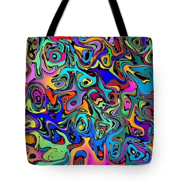 Squimbles Tote Bag by Mark Blauhoefer