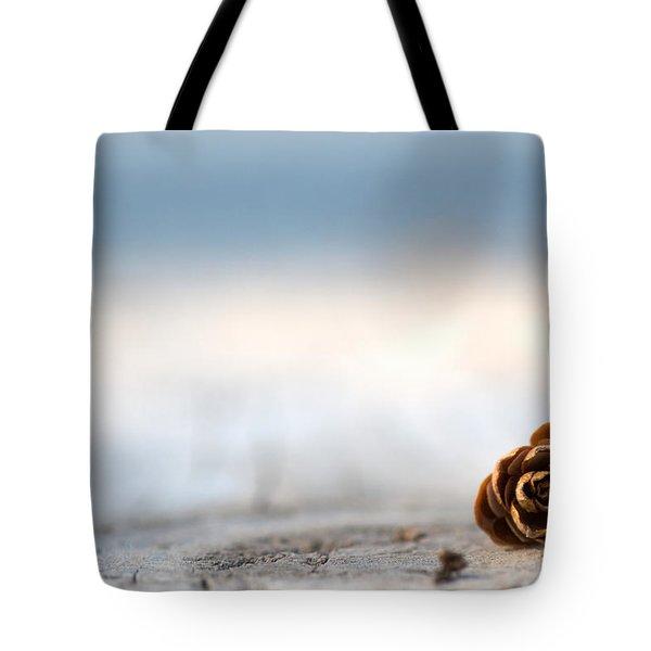 Squirrel Leftovers Tote Bag by Lisa Knechtel