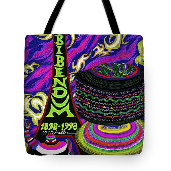 S.s. Europhazia Tote Bag by Robert SORENSEN