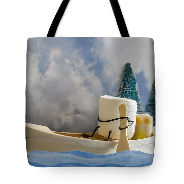 Ss More Tote Bag by Heather Applegate