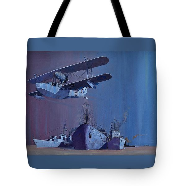 Ss Ohio Tote Bag by Ray Agius