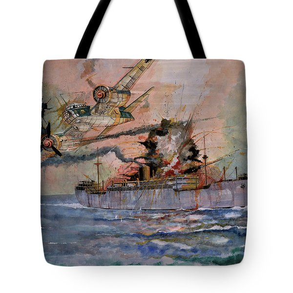 Ss Waimarama Tote Bag by Ray Agius