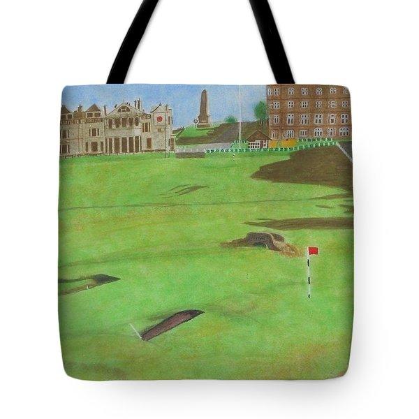 St. Andrews Tote Bag
