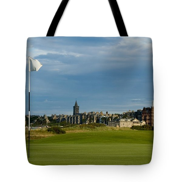 St Andrews Golf Tote Bag