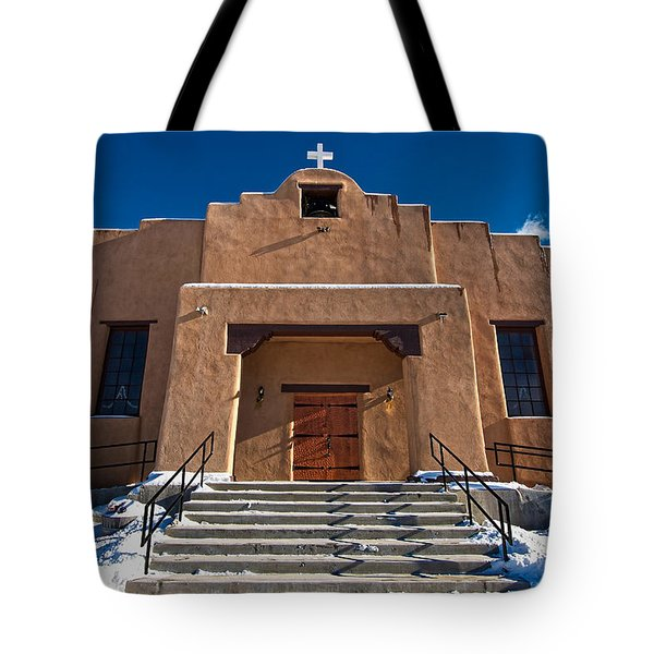 St Anthony De Padua Parish Tote Bag