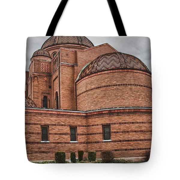 St Casimir's 10248 Tote Bag by Guy Whiteley