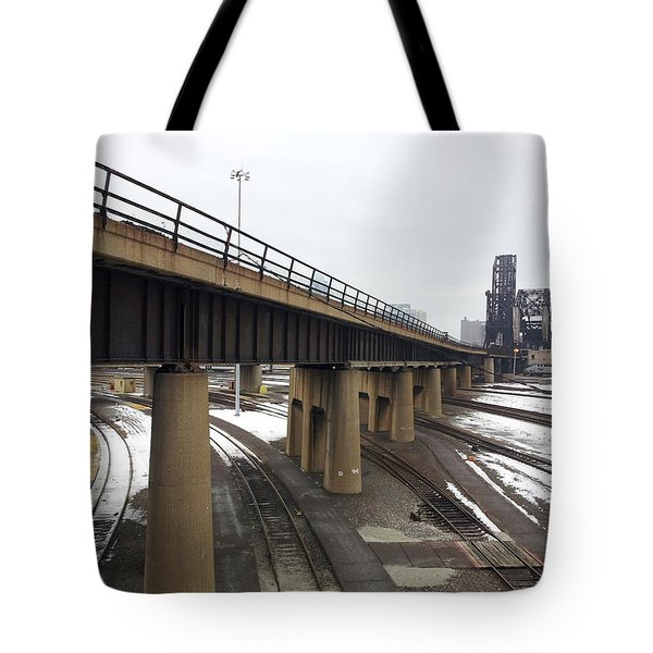 St. Charles Airline Bridge Tote Bag
