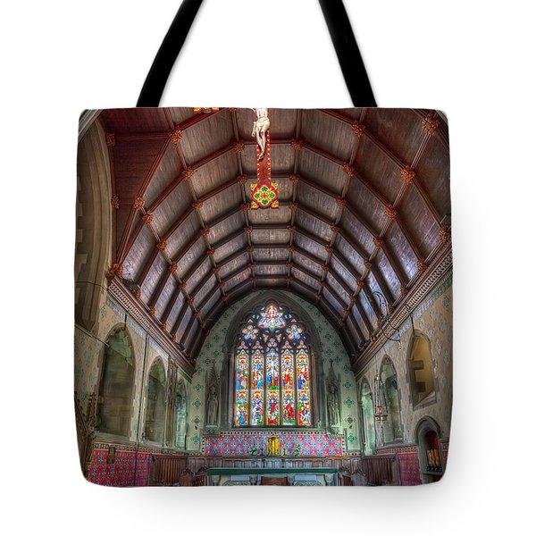 St David's Tote Bag by Adrian Evans