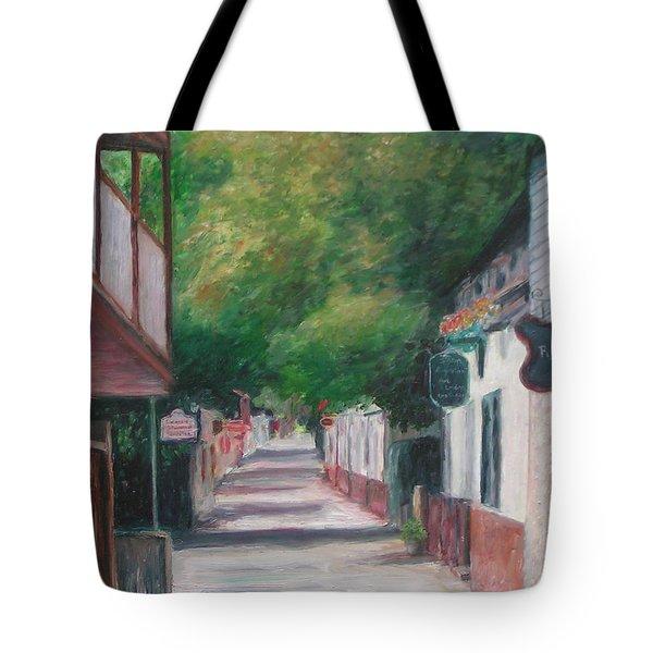 St George Street IIi Tote Bag
