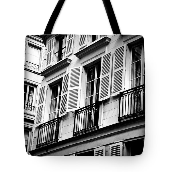 St Germain Des Pres Tote Bag