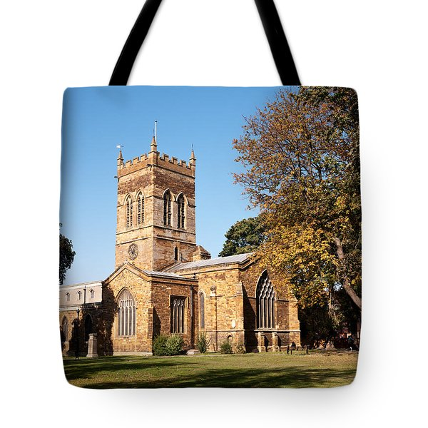 St Giles Church 02 Tote Bag