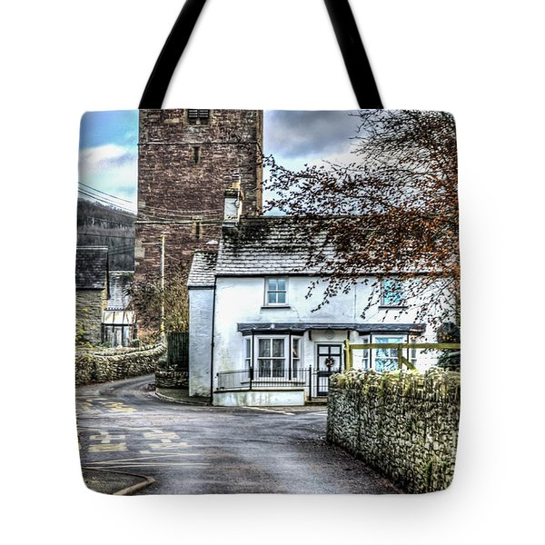 St Gwendolines Church Talgarth Tote Bag