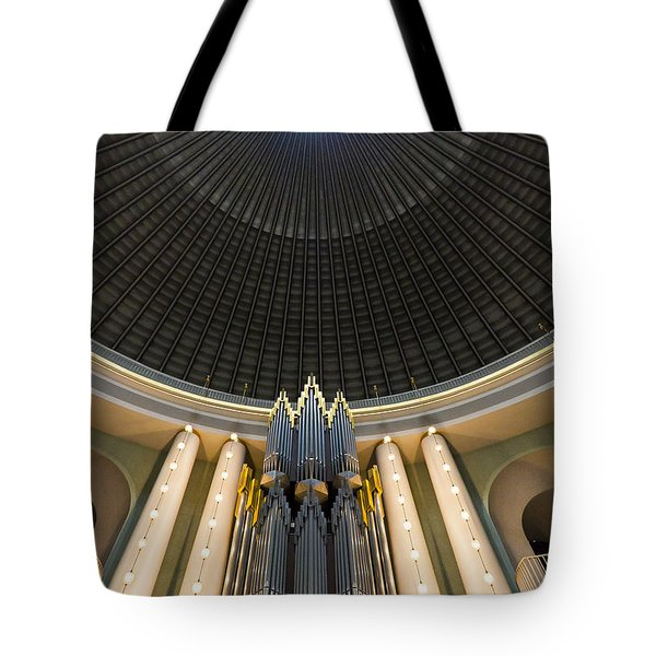 St Hedwig Berlin Tote Bag