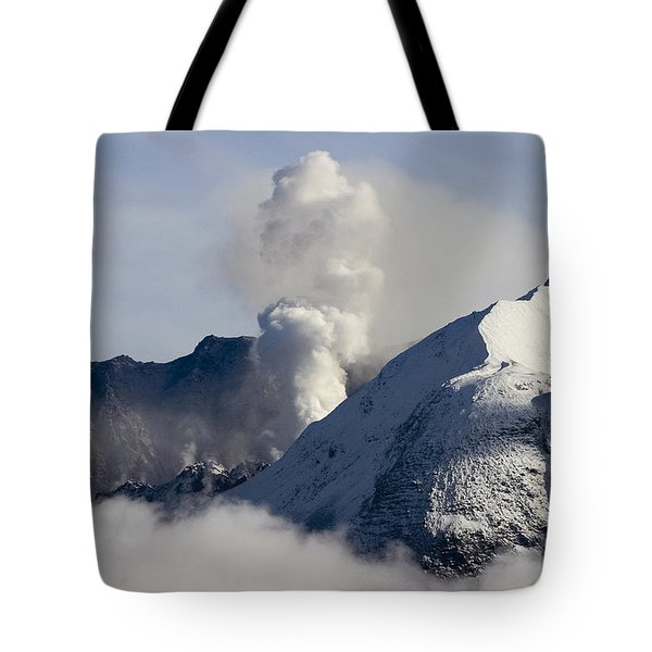 St Helens Rumble Tote Bag by Wes and Dotty Weber