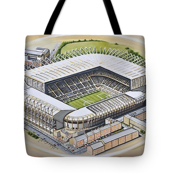 St  James Park - Newcastle United Tote Bag