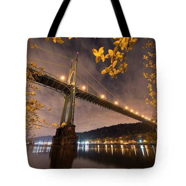 St. John's Splendor Tote Bag