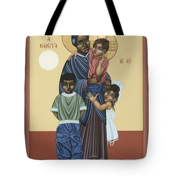 St. Josephine Bakhita Universal Sister 095 Tote Bag