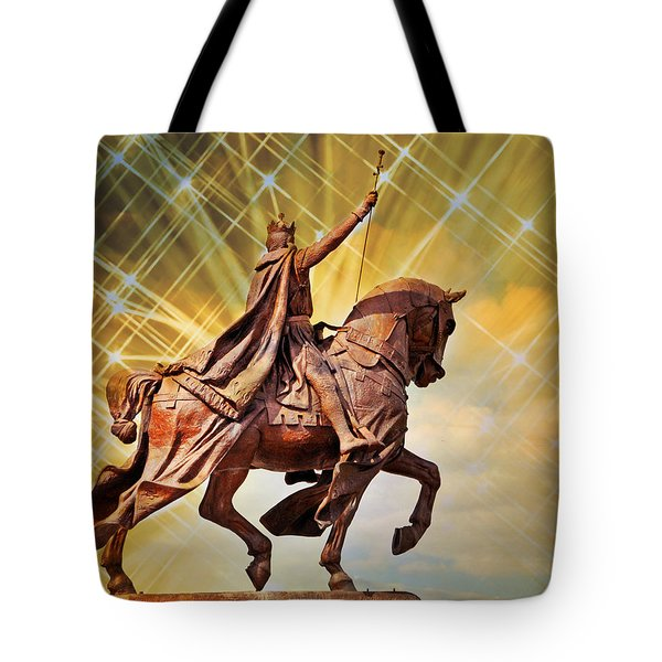 Tote Bag featuring the photograph St. Louis 5 by Marty Koch
