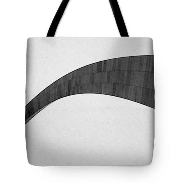 St. Louis Arch Tote Bag by Mary Bedy