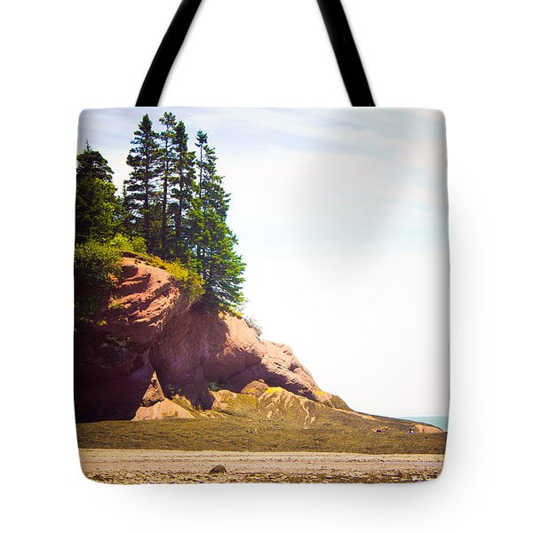 Tote Bag featuring the photograph St. Martin's Sea Caves by Sara Frank