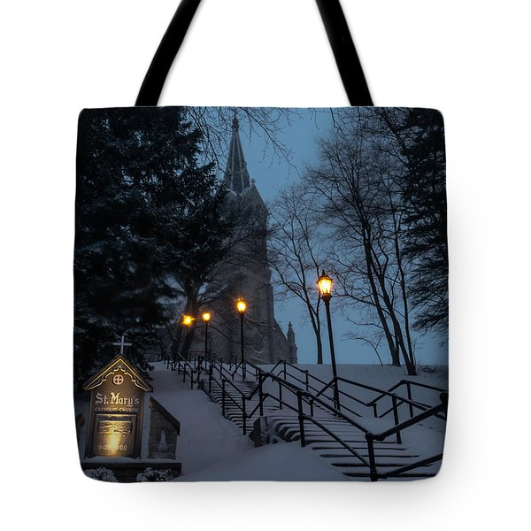 St Mary's Christmas Tote Bag