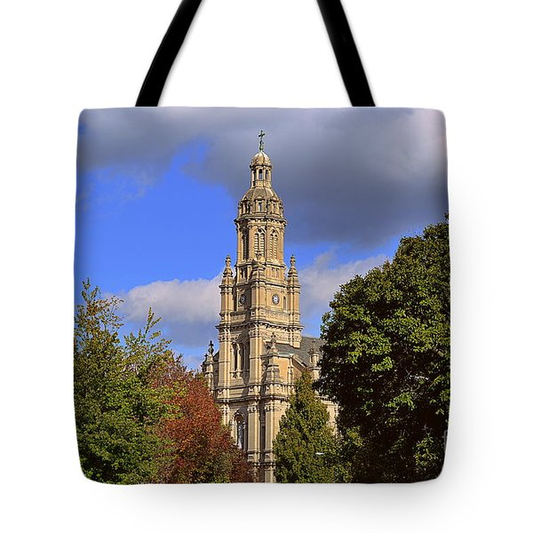 St Mary's Immaculate Conception Church Tote Bag